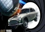 Crossover dengan James Bond, Rocket League Hadirkan Aston Martin DB5