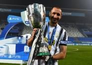 Giorgio Chiellini Jamin Bakal Perbarui Kontrak dengan Juventus