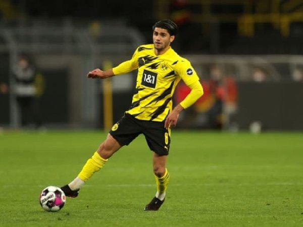 Mahmoud Dahoud tanda tangan perpanjangan kontrak dengan Borussia Dortmund
