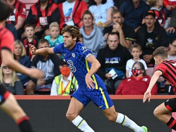 Marcos Alonso (Sumber: Instagram)
