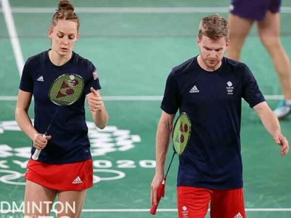 Marcus dan Smith Kecewa Kandas di Perempat Final Olimpiade Tokyo 2020