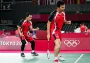 Singkirkan Wakil Tuan Rumah, Ahsan/Hendra Tiba di Semifinal