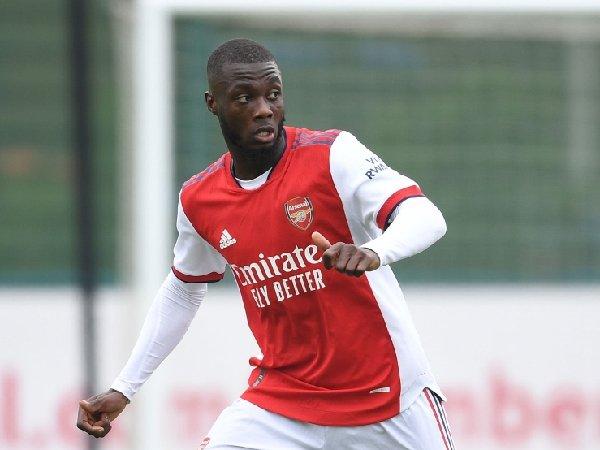 Nicolas Pepe belum tampil maksimal untuk Arsenal