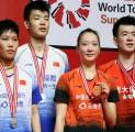 China Pastikan Medali Emas Ganda Campuran Olimpiade Tokyo 2020