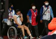 He Bingjiao Ikut Menangis Lihat Zhang Beiwen Cedera di Lapangan