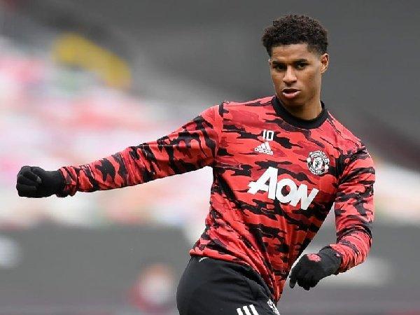 Winger Manchester United, Marcus Rashford, akan segera jalani operasi