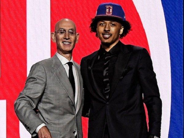 Detroit Pistons jadikan Cade Cunningham rookie pilihan pertama NBA Draft 2021. (Images: Getty)