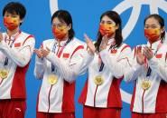 Perolehan Sementara Medali Olimpiade Tokyo: Cina Langkahi Jepang