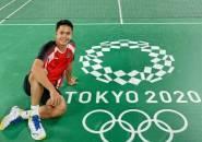 Tunggal Putra Indonesia Sisakan Anthony Ginting di Babak Perempat Final