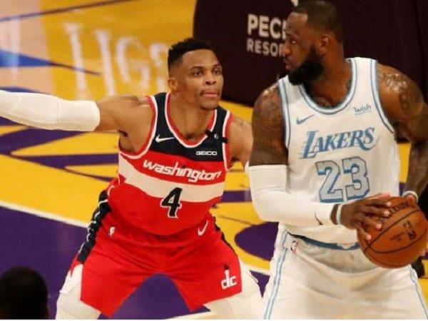 Point guard Washington Wizards, Russell Westbrook akan bergabung dengan LeBron James.