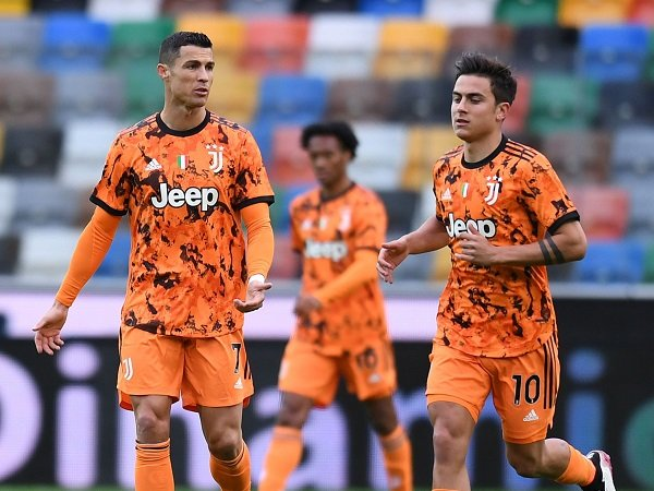 Cristiano Ronaldo dan Paulo Dybala masih absen saat Juventus hadapi Monza.