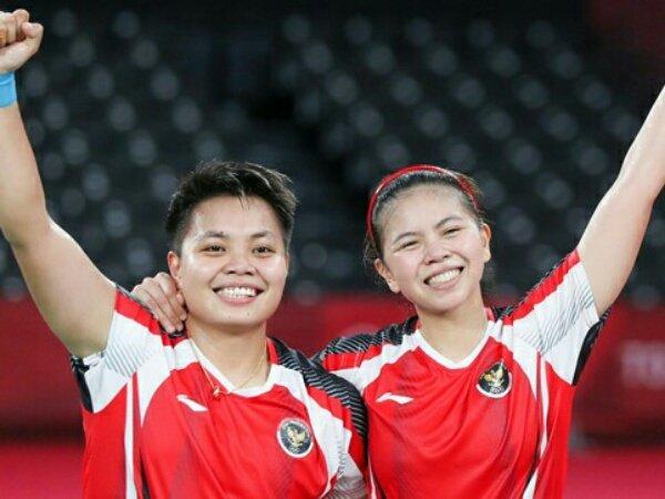 Greysia dan Apriyani Melesat ke Final Olimpiade Tokyo 2020