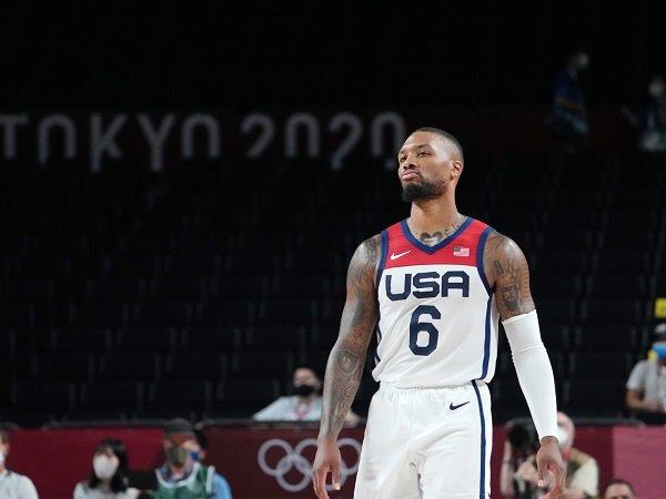 AS tundukkan Republik Ceko dalam laga terakhir fase grup Olimpiade Tokyo 2020.