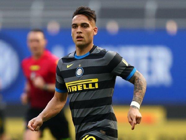 Lautaro Martinez tertarik pindah ke Arsenal