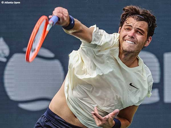 Taylor Fritz tantang John Isner di semifinal Atlanta Open 2021