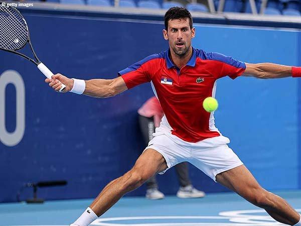 Novak Djokovic tetap optimis jelang babak perebutan medali perunggu Olimpiade