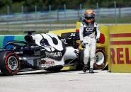 Yuki Tsunoda Beberkan Penyebab Kecelakaan di FP1 GP Hungaria