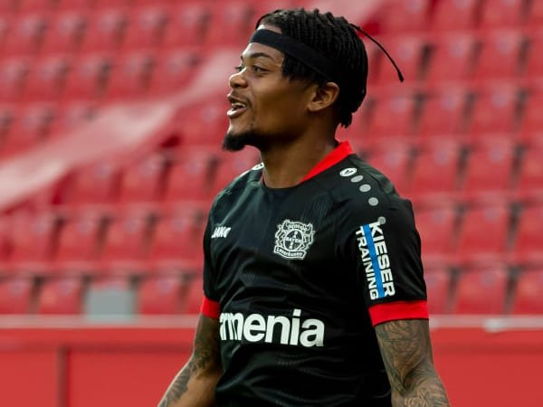 Aston Villa Berhasil Datangkan Leon Bailey dari Bayer Leverkusen