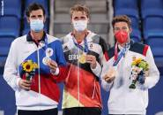 Bagi Alexander Zverev, Kemenangan Di Olimpiade Tak Bisa Dibandingkan