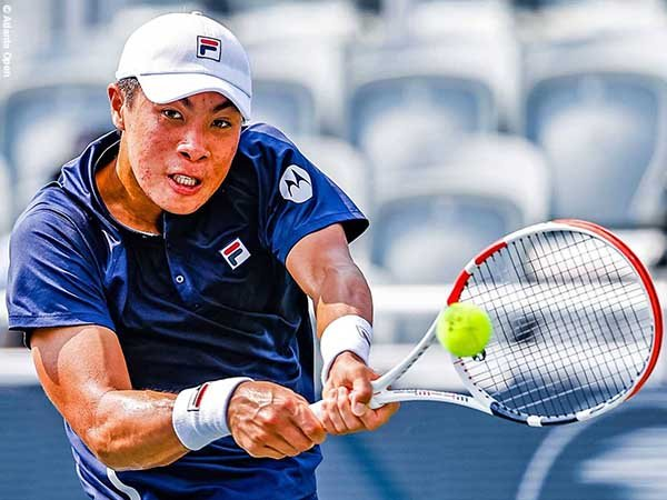Brandon Nakashima tantang John Isner di final Atlanta Open 2021
