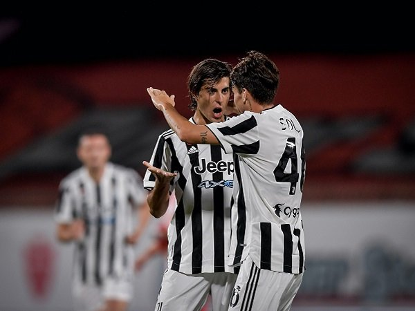 Filippo Ranocchia berhasil mencetak gol untuk Juventus di laga persahabatan.