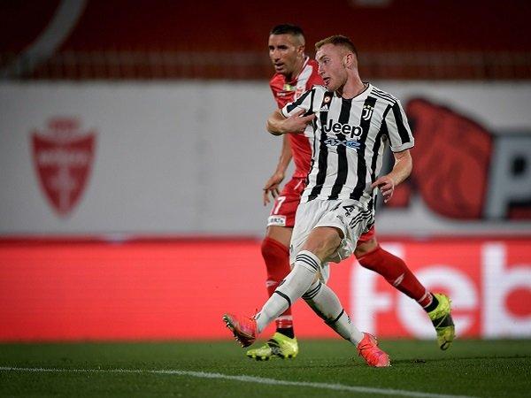 Dejan Kulusevski berharap bisa raih Scudetto di bawah asuhan Massimiliano Allegri.