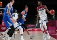 Hasil Undian Perempat Final Cabor Basket Olimpiade Tokyo 2020