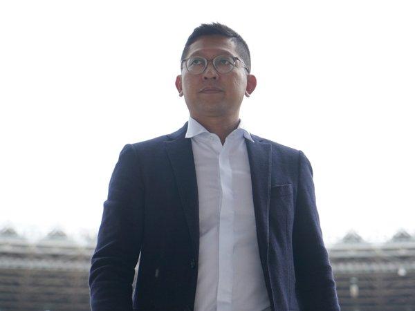 Presiden klub Persija Jakarta, Mohammad Prapanca