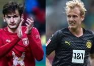 Isu Transfer Khvicha Kvaratskhelia Tak Jelas, AC Milan Fokus Julian Brandt