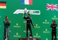 Klasemen F1: Finis Ketiga, Hamilton Rebut Kembali Posisi Puncak