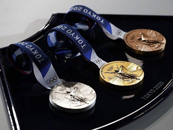 Langkah unik Jepang dalam produksi medali Olimpiade Tokyo 2020.