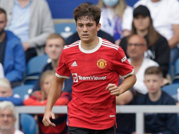 Winger Manchester United, Daniel James.