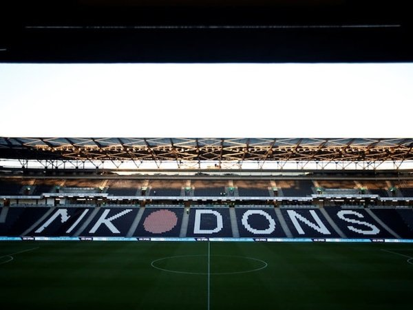 MK Dons Stadium (Sumber: Reuters)