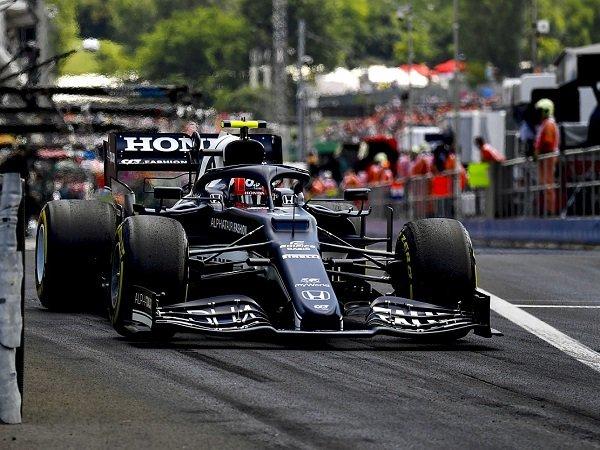 Pierre Gasly tak menyangka bisa ungguli Ferrari dan McLaren di kualifikasi GP Hungaria.