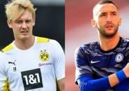 AC Milan Sabar Cari Playmaker, Ziyech dan Brandt Masuk Daftar Target