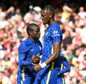 Arsenal 1-2 Chelsea, The Blues Raih Kemenangan Tipis di Emirates Stadium