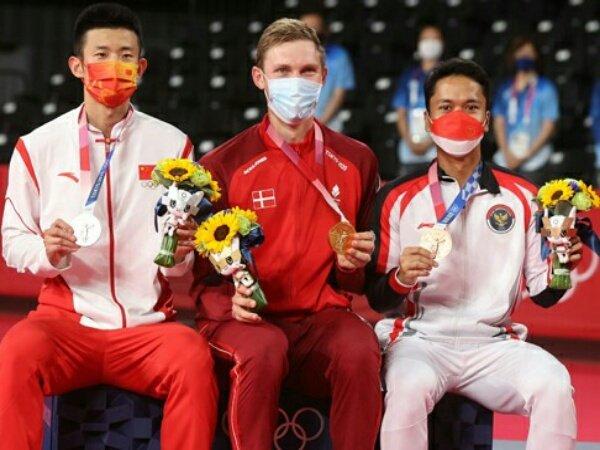 Ginting Persembahkan Medali Perunggu Untuk Indonesia