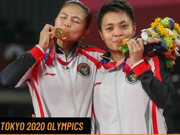 Greysia dan Apriyani, Ganda Putri Pertama Indonesia Peraih Emas Olimpiade