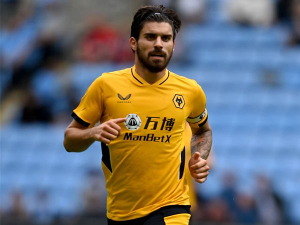 Gelandang Wolverhampton Wanderers, Ruben Neves.