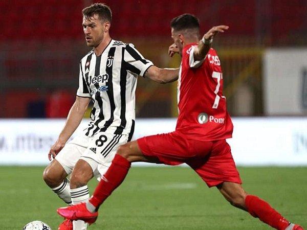 Massimiliano Allegri yakin Aaron Ramsey bisa jadi pemain kunci Juventus.