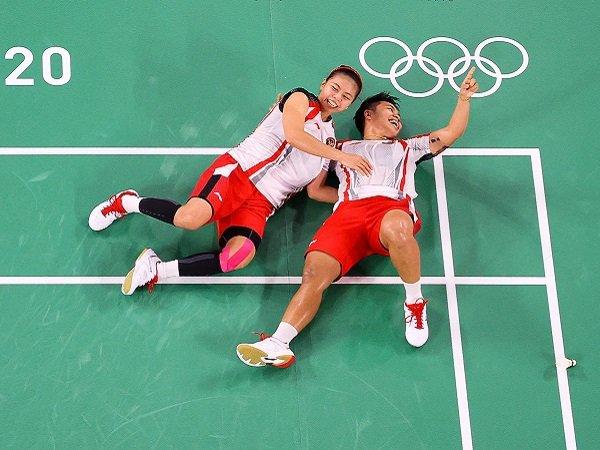 Indonesia raih tambahan satu emas dan satu perunggu di Olimpiade Tokyo.