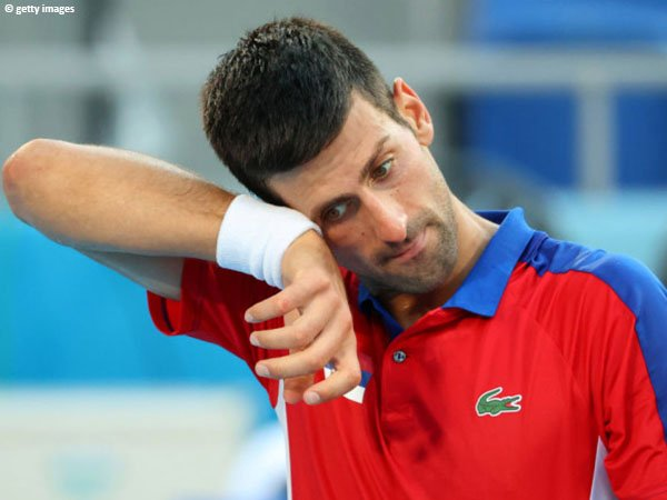 Tak kantongi medali Olimpiade, ini pandangan Novak Djokovic menuju US Open