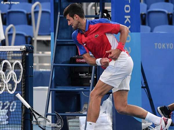 Pandangan Rafael Nadal terkait tantrum Novak Djokovic di Olimpiade Tokyo