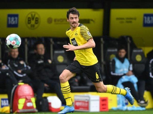 Ada tanda Thomas Delaney akan tinggalkan Borussia Dortmund