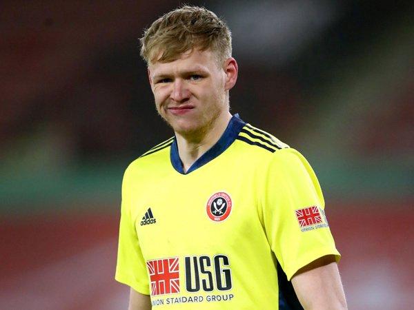 Kiper Sheffield United, Aaron Ramsdale.