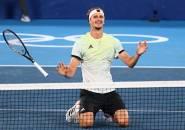 Alexander Zverev Jawab Kritikan Dengan Kesuksesan Di Olimpiade Tokyo