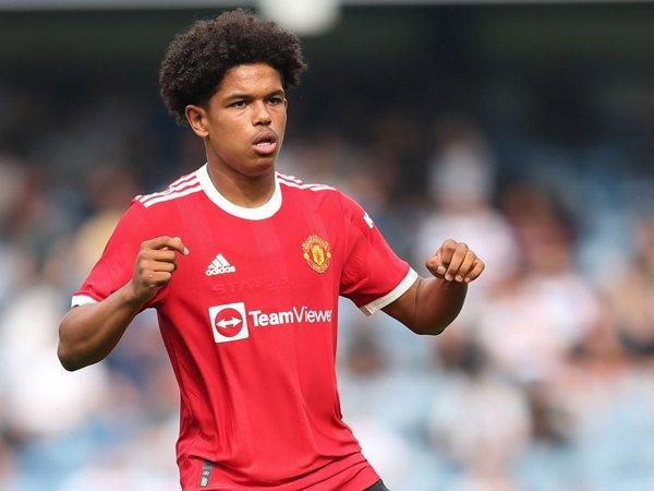 Bintang muda Manchester United, Shola Shoretire.