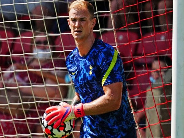 Celtic Segera Rampungkan Perekrutan Penjaga Gawang Tottenham, Joe Hart