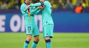 De Jong Nilai Barcelona Tidak akan Sama Tanpa Messi