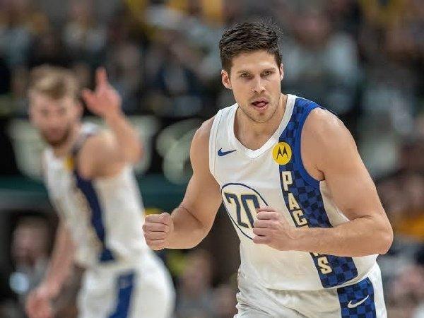 Doug McDermott sepakat untuk hengkang ke San Antonio Spurs.